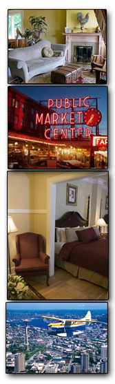 Seattle Accommodations, Bars Clubs, Hotels and Seattle Nightlife